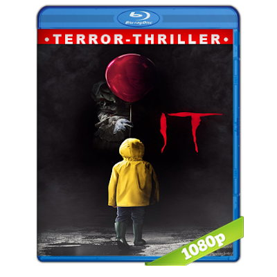 It (Eso) (2017) BRRip Full 1080p Audio Trial Latino-Castellano-Ingles 5.1