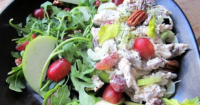Food Network Turkey Waldorf Salad