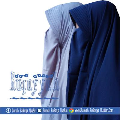 Model Jilbab Cadar Wolfis Ruqoyyah