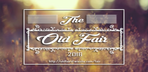 The Old Fair 2016