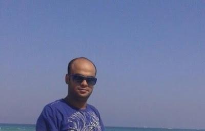 الماكيير محمد علاء