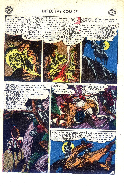 Read online Detective Comics (1937) comic -  Issue #188 - 38