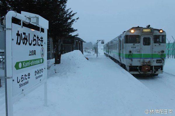 Kisah Stasiun Kereta Jepang yang Tetap Beroprasi demi Seorang Gadis! Kisah Nyata