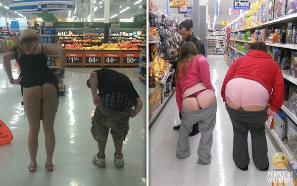 hal lucu unik aneh tidak pantas dan memalukan yang dilakukan di supermarket-13
