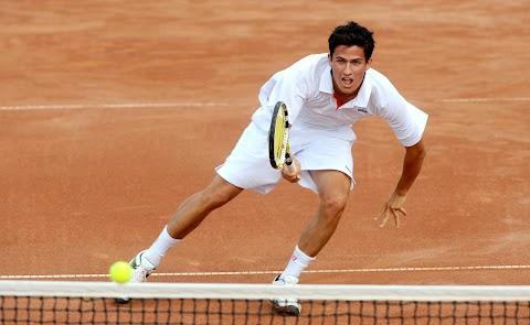 Tuniszi tenisztorna - Balázs Attila győzelemmel hangolt Budapestre