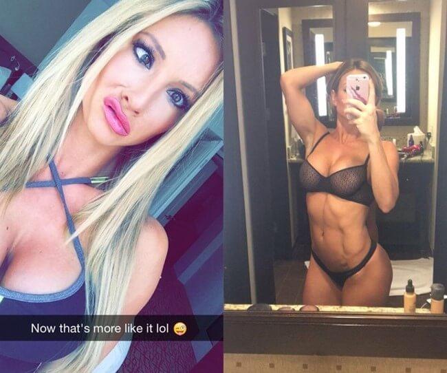 As mulheres mais bonitas e gostosas do Snapchat que você deve seguir