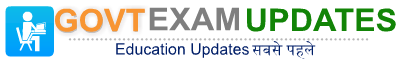 GovtExamUpdates.com , Sarkari Exam, Latest Job Updates, Sarkariexam.com