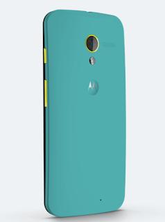 Motorola Xをカスマイズした画像