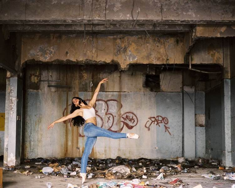 Heartbreaking Photos of Ballet Dancers in Puerto Rico Destroyed By Hurricane