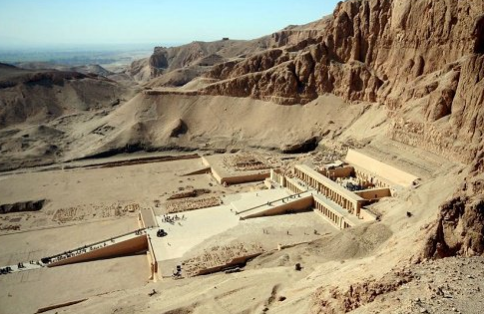The Valley of the Kings, Egypt