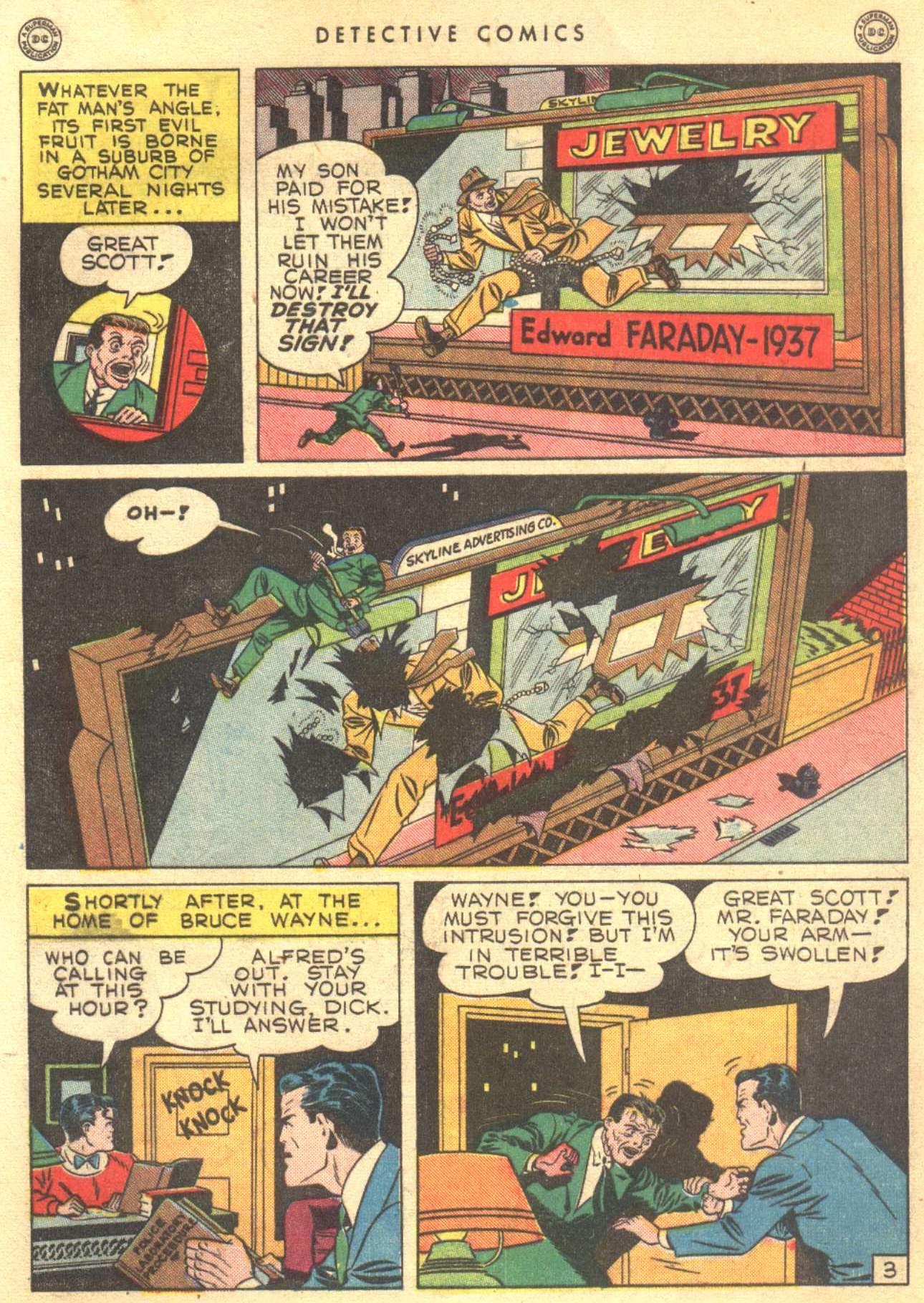 Read online Detective Comics (1937) comic -  Issue #104 - 5