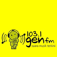 Gen FM 103.1 Surabaya - suara musik terkini