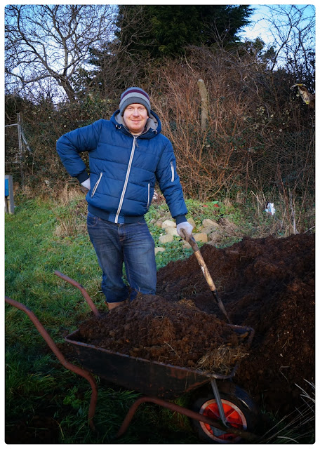 'Grow Our Own' allotment blog