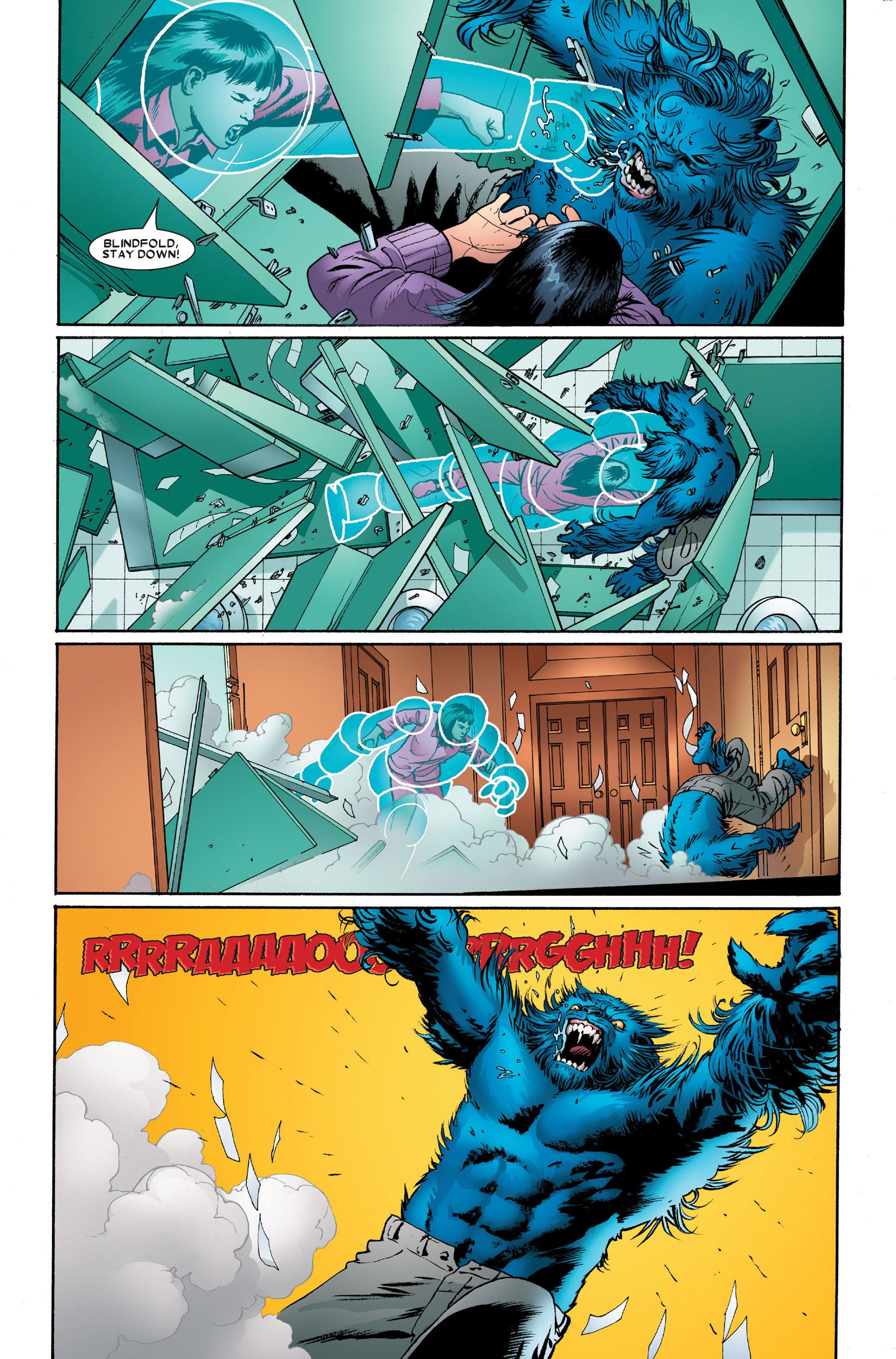 Read online Astonishing X-Men (2004) comic -  Issue #15 - 17