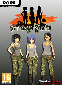 Army Gals Game for PC Free Download