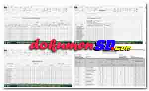 Download Format Penilaian Kurikulum 2013 Revisi 2016 untuk SD Lengkap 2017