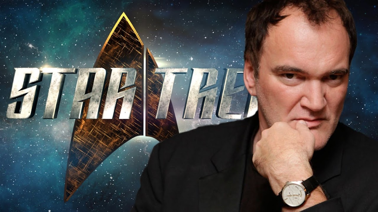 Star Trek de Quentin Tarantino está em desenvolvimento, diz ator