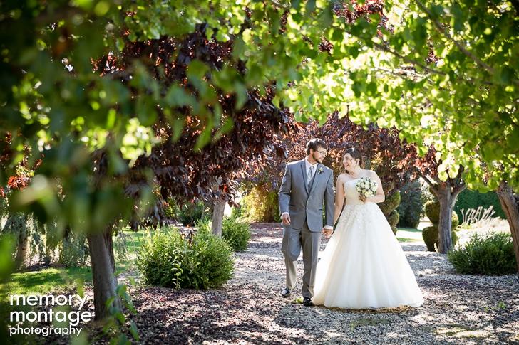 Le Jardin Wedding In Zillah With Motocycle Getaway Heather Luke