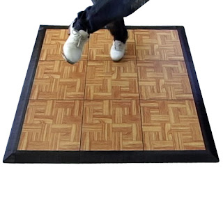 Greatmats Tap Dance Floor Kit portable vinyl