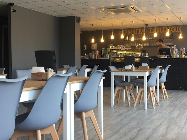 Aurum Lounge, Middlesbrough food review