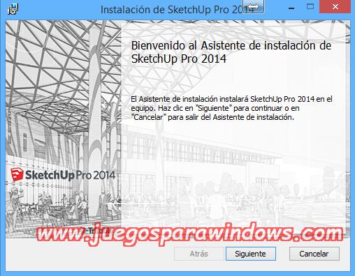 SketchUp Pro 2014 v14.1.1282 Full PC Descargar ESPAÑOL 2