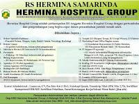 Lowongan Kerja Rumah Sakit Hermina 2017