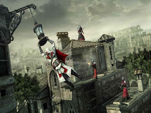 Assassin Creed Brotherhood Game Free Download