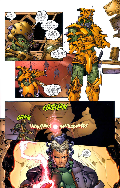 Read online Sigil (2000) comic -  Issue #3 - 20