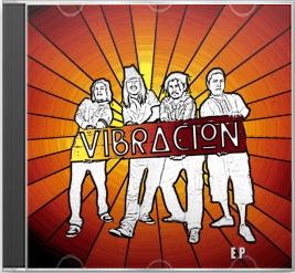 VIBRACIÓN REGGAE - EP (2008)
