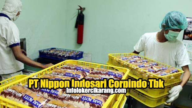 Lowongan Kerja Pt Nippon Indosari Corpindo Tbk Kawasan Mm2100 Info Loker Cikarang