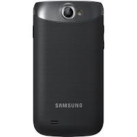 Samsung Galaxy W - Specs (rear)