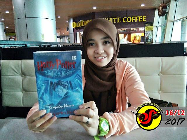 Pembelian Buku di MPH Online - Harry Potter - Sofinah Lamudin