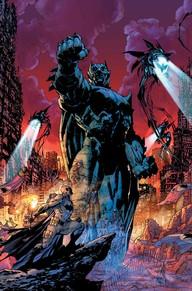 """Nuevo evento de DC Comics en verano llamado """"Dark Days"""""""
