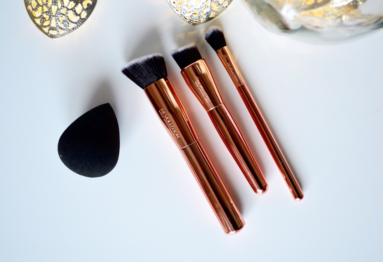 Blend, Contour, Makeup Brushes, Makeup Revolution, Makeup Revolution Makeup Brushes, Sculpt, Ultra Sculpt & Blend Collection,