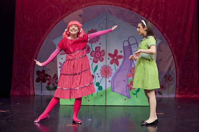 pink, pinkalicious, musical, theatre, city theatre, Detroit, Michigan, tickets, giveaway, win, children, family, book, play, April,