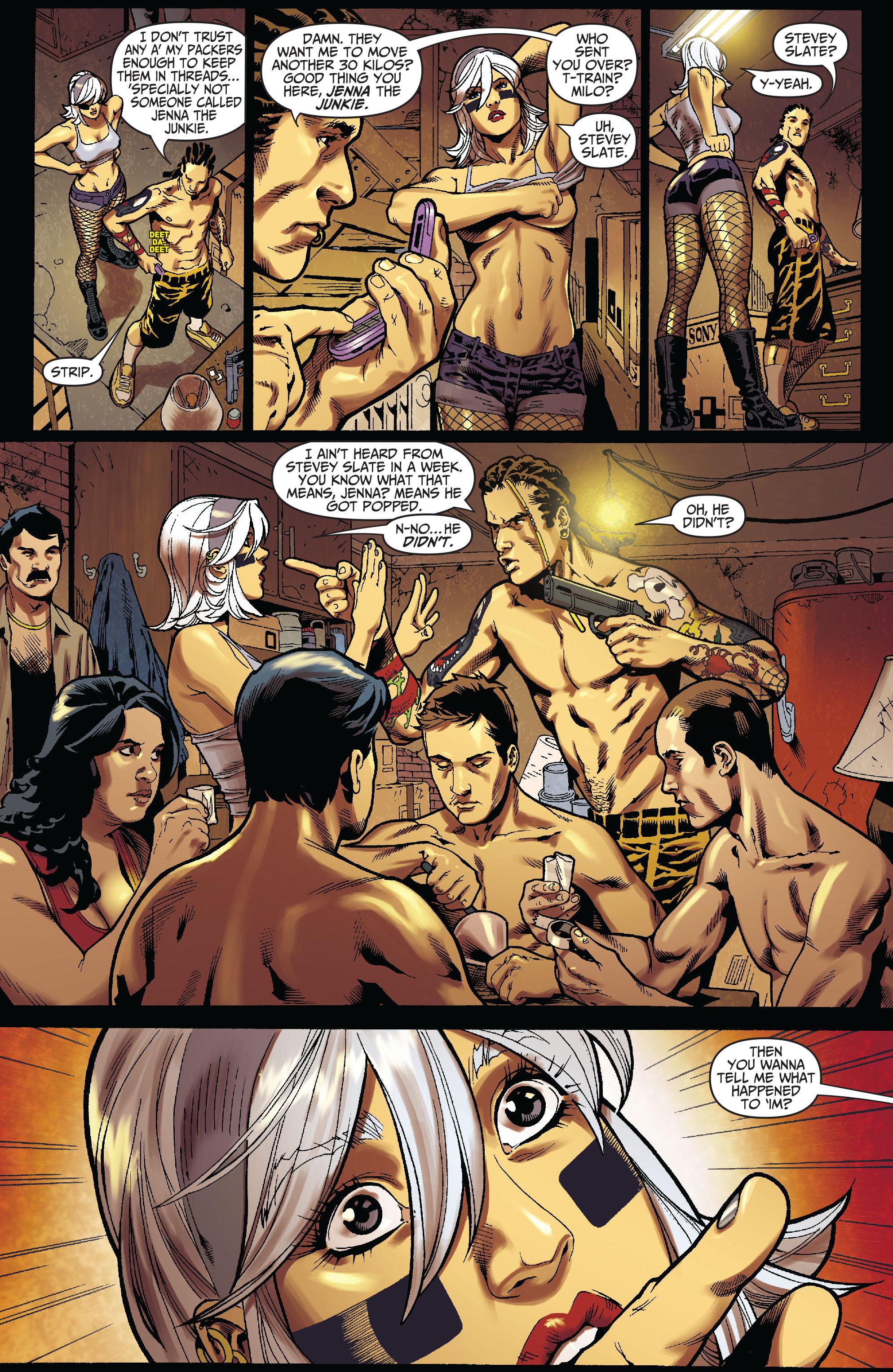 Read online Amazing Spider-Man Presents: Anti-Venom - New Ways To Live comic -  Issue #1 - 7