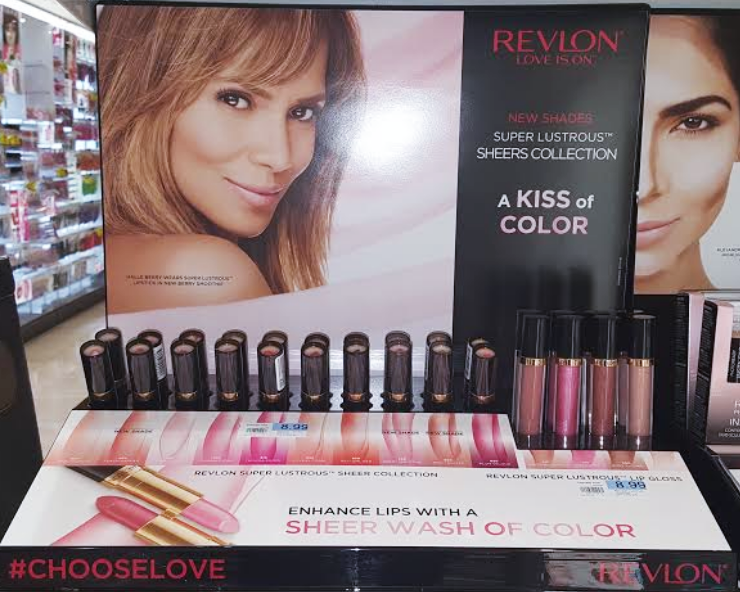 Spotted New Revlon Super Lustrous Sheer Lipstick Shades