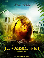 OThe Adventures of Jurassic Pet