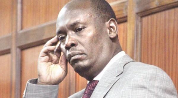 William Kabogo Is A Drug Dealer