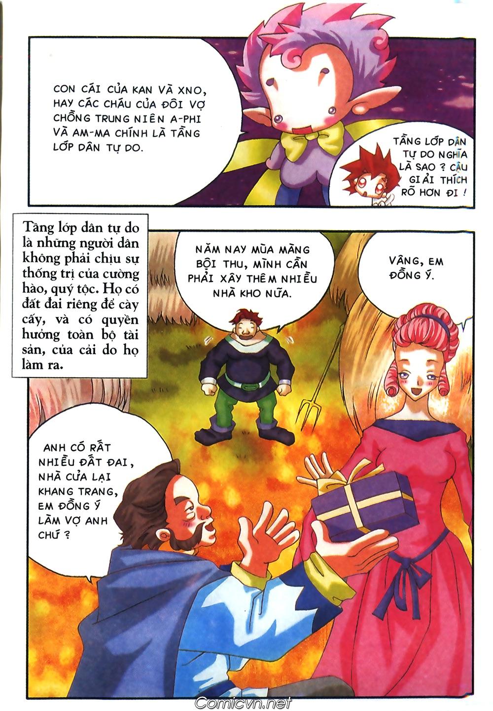 Thần thoại Bắc Âu - Chapter 38: Sứ mệnh đặc biệt - Pic 38