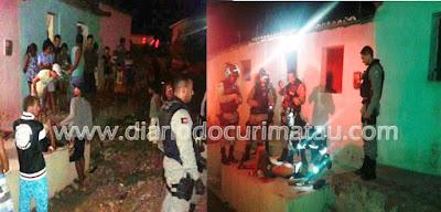 Dupla tentativa de assassinato em Nova Floresta na noite desta quarta-feira (13)