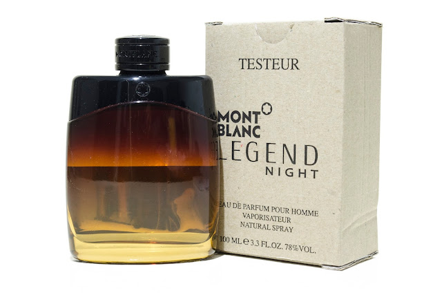 MONTBLANC Legend Night Tester Perfume