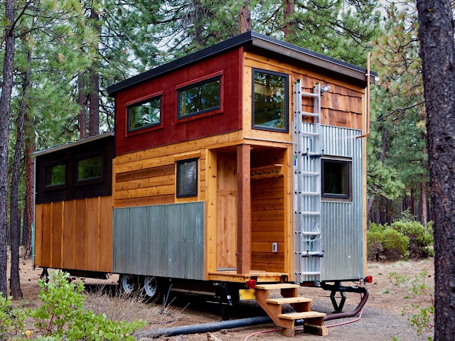 Wood Iron Tiny Homes