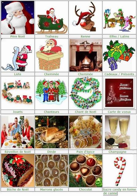 Święta Bożego Narodzenia #2 - słownictwo 24 - Francuski przy kawie
