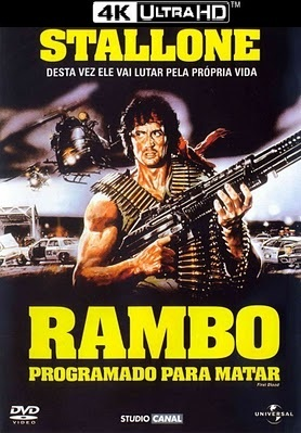 Rambo - Programado Para Matar 4K UHD Filmes Torrent Download capa