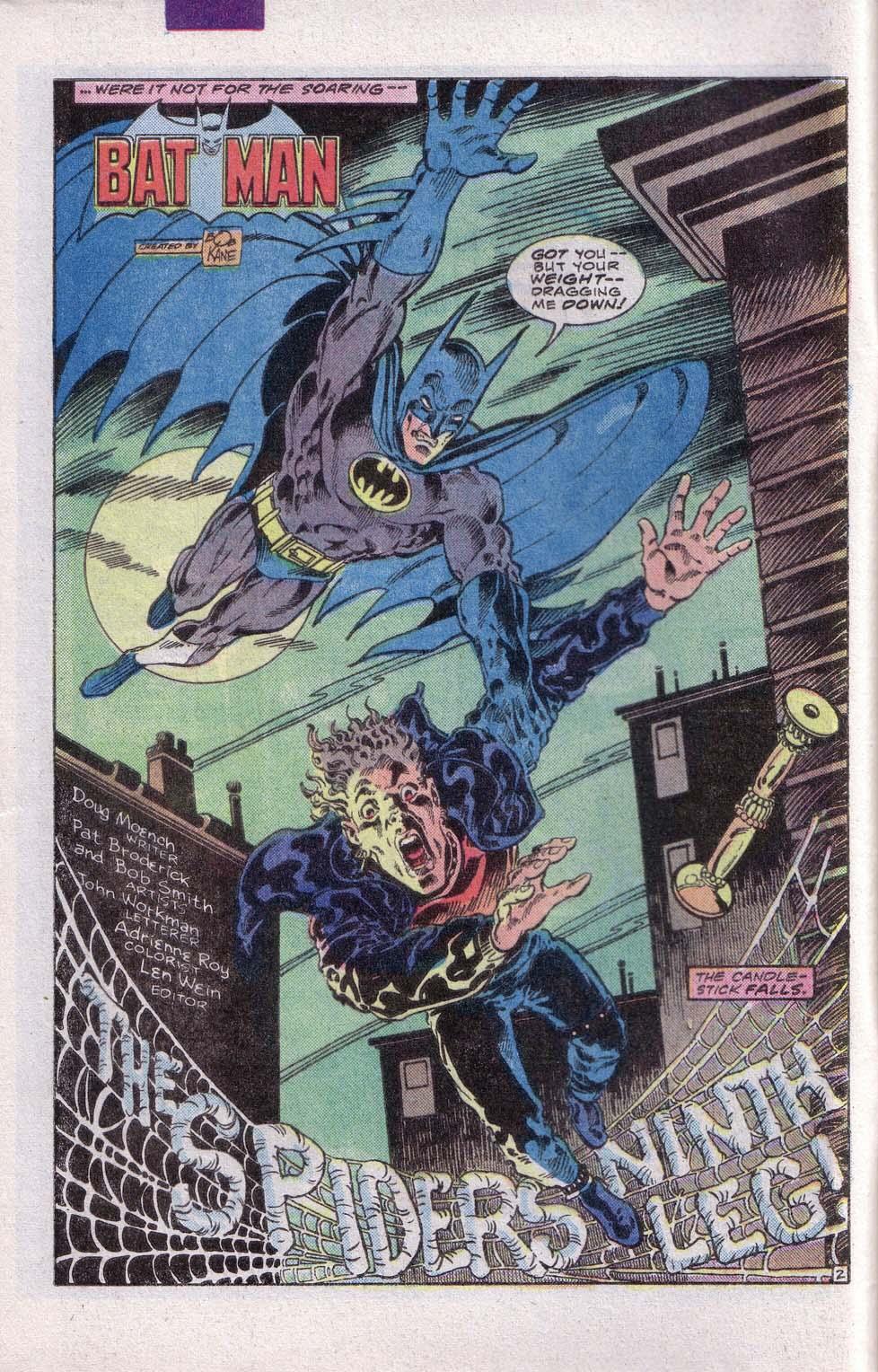 Detective Comics (1937) 550 Page 2