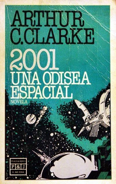 Resultado de imagen para Arthur C. Clarke en su libro 2001: