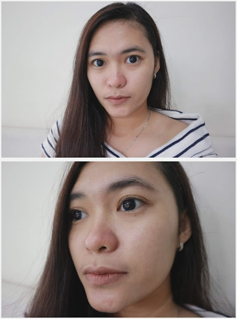 REVIEW NATURAL COLORFUL FACIAL NAAVAGREEN