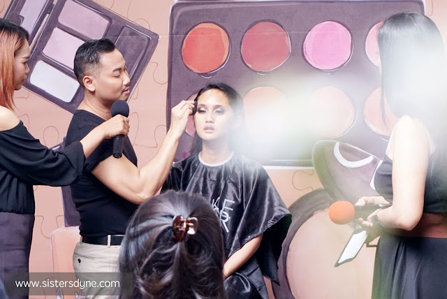 Make Over Demo Make up