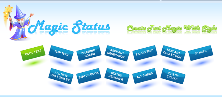 Cara Mengubah Jenis Huruf dan Mendisain Status yang Menarik